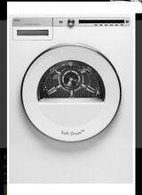 Asko Logic Series  T411VDW 24 Inch Vented Electric Dryer with Butterfly  Drying