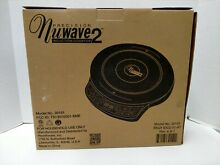 NEW NuWave 2 Precision Induction Cooktop 30151 Electric Black Cooking Hot Plate