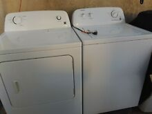Admiral by Whirlpool Washer And Kenmore Electric 220 V Dryer  Local pick Up