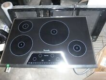 Thermador CIT304GB Silver Mirrored 31 in  Electric Induction Cooktop