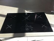 Bertazzoni 36  Design Series Induction Cooktop  5 Burners  Touch Control