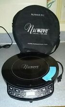 NuWave PIC Titanium Induction Cooktop Countertop Model 30341 With Bag Never Used