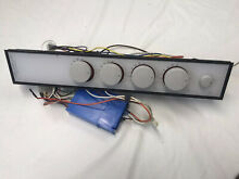Jenn Air Expressions Cooktop blower motor control panel  white