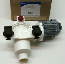 Kenmore Whirlpool Washer Water Valve Drain Pump Assembly AP3953640