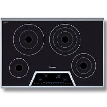 Thermador   30  Electric Cooktop   Stainless Steel   CET304FS