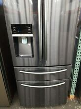 Samsung 25 cu  ft  French 4 Door Refrigerator