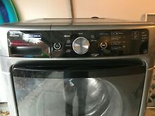 Maytag Maxima Front Load Washer MHW5100DW 4 5 CF Washing Machine Metallic Slate