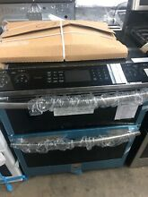GE Profile  Series 30  Slide In Front Control Double Oven Electric Convection