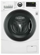 LG   2 3 Cu  Ft  9 Cycle High Efficiency Compact Front Loading Washer NEW IN BOX
