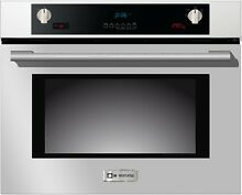 Verona VEBIEM3024SS 30  Single Electric Wall Oven Built In Stainless Steel