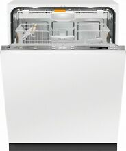 Miele G6880 SCVi K2O AM Stainless Steel Integrated Dishwasher Custom Panel Ready