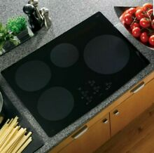 GE Profile PHP900DM2BB 30  Black Electric Induction Cooktop Stovetop Glass Ceran