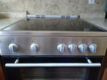 24  Blomberg Electric Range   Stove   Oven