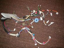 LG DISHWASHER WIRE HARNESS