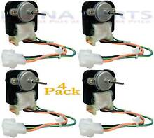 4 Pack WR60X10220 Fan Motor SM10220 For GE WR60X10192 WR60X10171 WR60X10133
