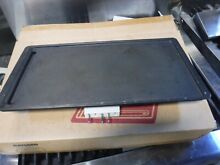 JENN AIR A0310 AO310 Electric Cooktop Non Stick Griddle Module used