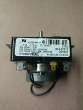 W10113761 Whirlpool Washer Dryer Combo Timer 014 67511 W10113761B