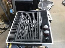 Jenn air cvex4100b expressions single downdraft grill unit with covers