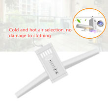 Electric Clothes Drying Rack Universal Dryer Hanger Folding Travel Laundry Shoes