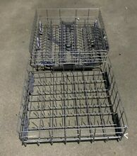 Whirlpool Gold Series Dishwasher Racks Top Upper   Lower Bottom No Rust At All