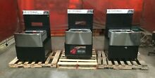Lot of  3  LG Washing Machines    2  WD100CV    1  WD200CV   Store Display Units