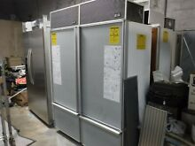 Sub zero 511 units were installed side by side one left one right