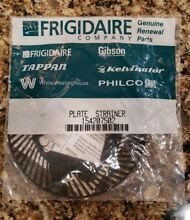 Frigidaire Kenmore Dishwasher Strainer Plate NEW Part Free Shipping 154207502