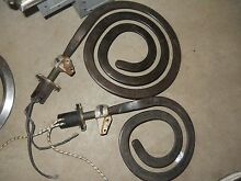 VINTAGE STOVE PARTS Frigidaire Flair burner 8inch or 6 inch price is per unit