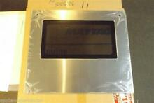 MAYTAG STOVE 74010620 PANEL DOOR GLASS  NEW IN BOX