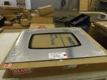 Maytag Whirlpool Stove 74008999 Oven Door Glass  stainless  NEW IN BOX