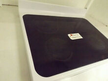 GENERAL ELECTRIC STOVE WB62T10267 MAIN  TOP USED  SMALL MARKS