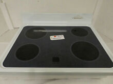 GENERAL ELECTRIC STOVE WB62X5420 MAIN  TOP USED