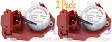 2 Pack W10006355 Washer Washing Shift Actuator AP4514409 PS2579376 for Whirlpool