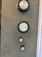 Whirlpool AP6011474 Stove Oven Range Knobs Set of 4 OEM Parts Temperature Timer