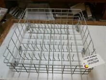 FRIGIDAIRE DISHWASHER 154887103 LOWER RACK USED PART  SEE NOTE