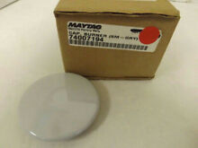 MAYTAG WHIRLPOOL STOVE 74007194 BURNER CAP  SM GRY  NEW