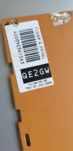 FISHER AND PAYKEL QE2GW 2004 Part DISPLAY BOARD Not tested spare parts