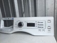 GE GFWH 2400L0ww Washer Complete Control Panel WH42X20894  WH12X20874