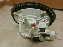 FRIGIDAIRE DISHWASHER Pump Motor Assembly 154728201 5304519906 Drain A00126401