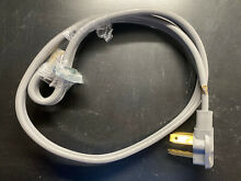 Range and Dryer Power Supply Cord   3 Prong