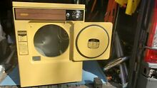 Kenmore  Portable Compact Electric Dryer vtg Apartment Clothes Drying harvest