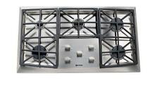 Verona VECTGV365SS 36  Gas Cooktop 5 Sealed Burners Stainless Steel