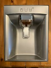 Kenmore Elite Ice   Water Dispenser Display Assembly ACQ87466901 79574025412 EUC