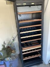 EuroCave Premiere L Wine Cellar  Glass Door   Left Hinge    MINT CONDITION