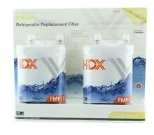 HDX Refrigerator Replacement Water Filter for Frigidaire WF2CB 2 Pack