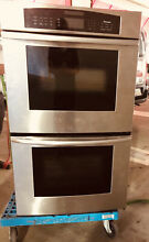 Thermadore Double Electric Front Wall Convection Stainless Steel Oven MINT