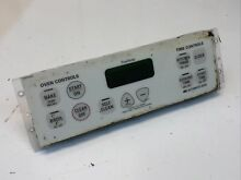 OEM Genuine GE Electric Stove Range Electronic Control Board WB27T10489