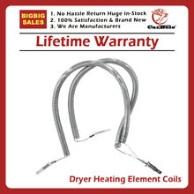 WE11X10007C Dryer Heater Heating Element Coils Parts WE11M23 Re String For GE