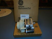 WD26X10033 GE dishwasher motor and pump assy