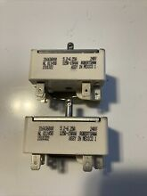 316436000 LOT OF 2 KENMORE ELECTRIC STOVE OVEN SWITCH FREE SHIPPING